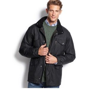 Barbour Waxed Sapper Jacket